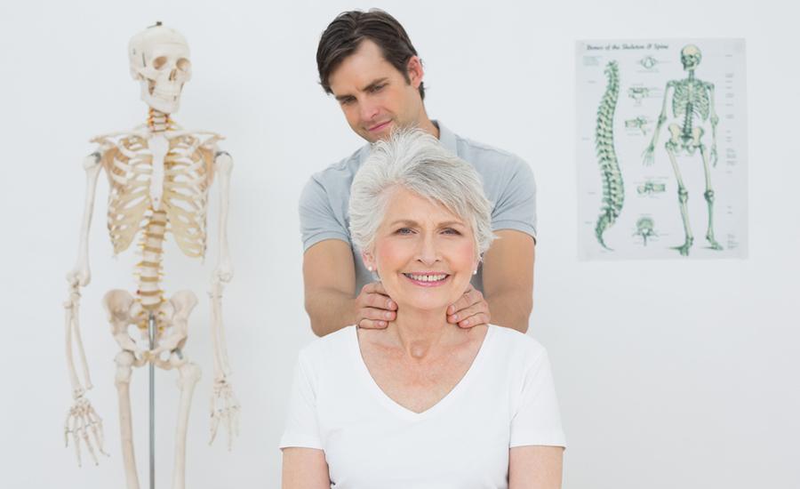 Vật lý trị liệu thoái hóa cột sống cổ