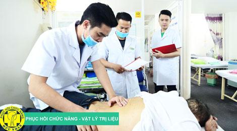 Cách chọn phương phát vật lý trị liệu cho từng bệnh nhân