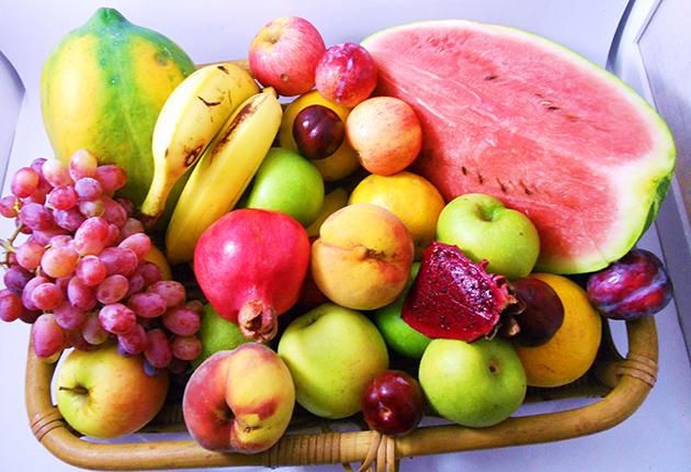Các loại trái cây tốt cho bệnh nhân tai biến