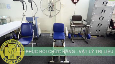 dụng cụ phục hồi chức năng miễn phí tại phòng khám hữu nhân