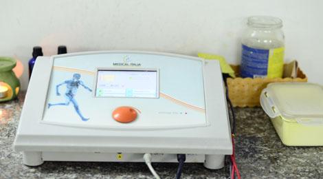 Máy Kích thích điện trị liệu Medical Italia