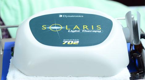 Máy Laser chiếu ngoài Dynatron 702 Solaris