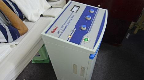 phương pháp điều trị bằng sóng ngắn tại phòng khám phục hồi chức năng hữu nhân