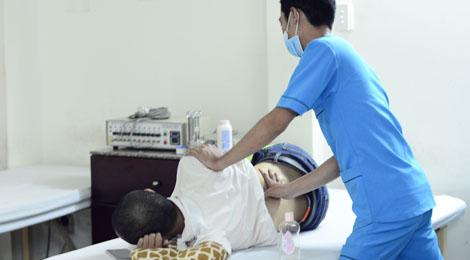 Vật lý trị liệu bằng Tác nhân Cơ động học - Nắn chỉnh