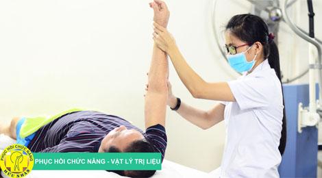Phục hồi sau tai biến mạch máu não
