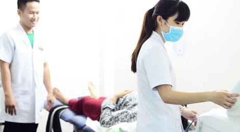 điều trị bệnh tại phục hồi chức năng hữu nhân