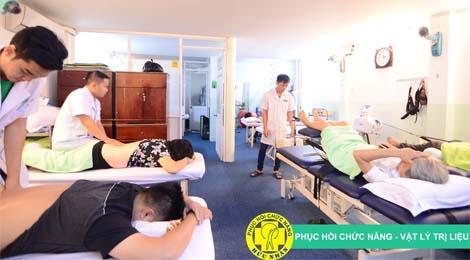 Vật lý trị liệu là phương pháp điều trị không dùng thuốc phổ biến hiện nay