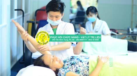 3 nhóm bệnh nhân cần đến phòng tập vật lý trị liệu