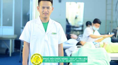 điều trị tại phục hồi chức năng hữu nhân