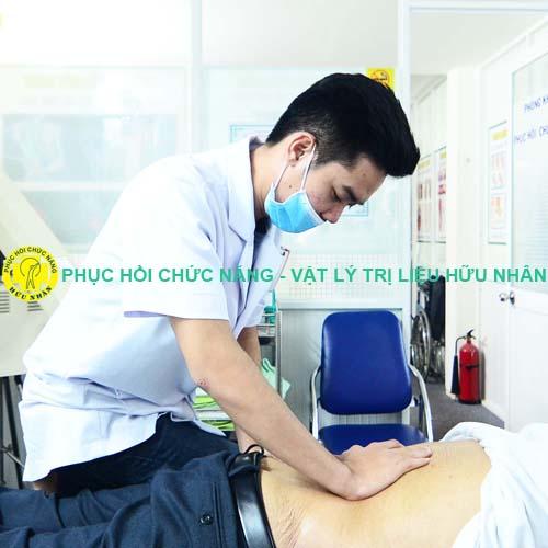 Kỹ thuật cao Ấn huyệt tại Phục hồi chức năng Hữu Nhân