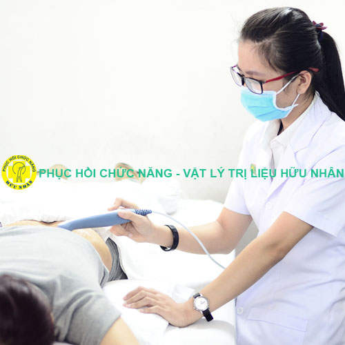 Siêu âm trị liệu cho bệnh nhân