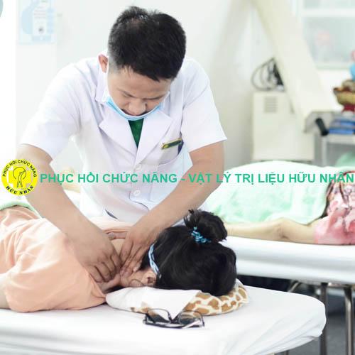 Kỹ thuật cao Tác động mô mềm cổ vai - điều trị hiểu qua đau mỏi vai gáy, đau cơ năng, cơ co rút