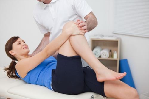 Tập vật lý trị liệu phục hồi chức năng cho cơ