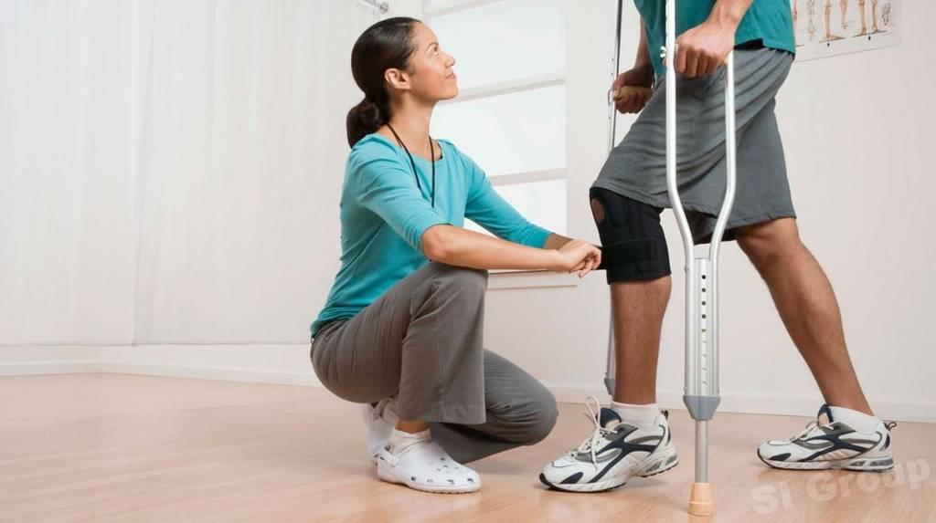 Phục hồi thể chất cho bệnh nhân sau tai biến