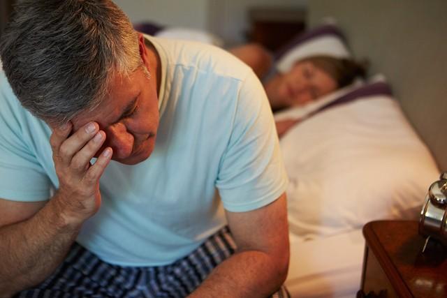 Mất ngủ kéo dài có thể gây ra đột quỵ