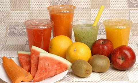 5 loại nước ép tốt cho hệ tiêu hóa của cả nhà