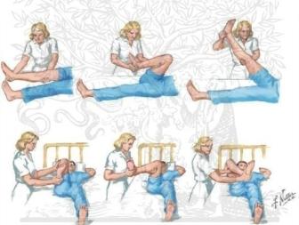 tập vật lý trị liệu cho người bị tai biến