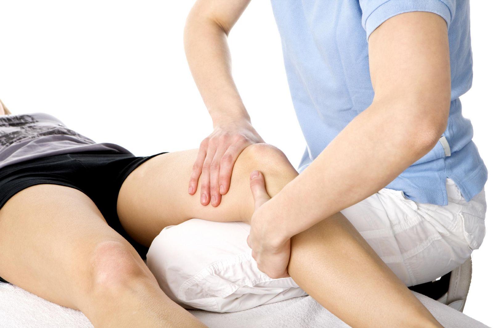 Xoa bóp thường xuyên ổ gãy xương liền khớp